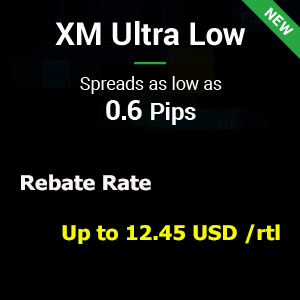 XM Ultra Low | Forex Rebates, PipRebate